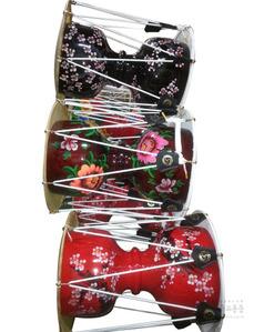 고급 매화, 목단장구 (빨강, 노랑, 분홍, 흰색, 가지색)